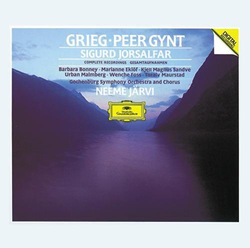Grieg: Peer Gynt; Sigurd Jorsalfar by Various Artists