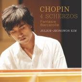 Chopin: 4 Scherzos (Fantasie, Barcarolle) by Luciano