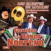 Corridos Con Banda Y Norteño de Los Cadetes De Linares