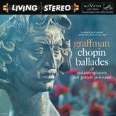 Chopin: Four Ballades / Andante spianato and Grande polonaise brillante by Gary Graffman