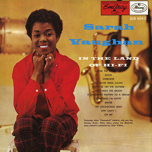 In The Land Of Hi Fi by Sarah Vaughan