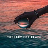 Therapy for Peace – 15 Relaxing Sounds to Rest, Deep Harmony, Reduce Stress, Calming Vibes, Zen Lounge, Deep Meditation, Pure Relaxation de Meditação e Espiritualidade Musica Academia