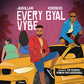 Every Gyal Vybe (feat. Konshens) - Single de Jahvillani