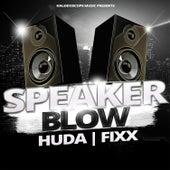 Speaker Blow by DJ Fixx