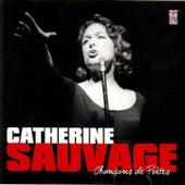 Chansons de poètes von Catherine Sauvage