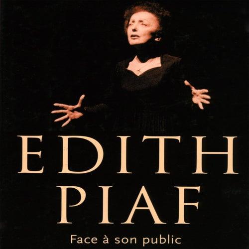Face À Son Public by Edith Piaf