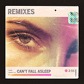 Cant' Fall Asleep (Remixes) de The Zookeepers