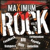Maximum Rock, Vol.2 by Various Artists
