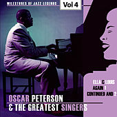 Milestones of Jazz Legends - Oscar Peterson & The Greatest Singers, Vol. 4 de Oscar Peterson