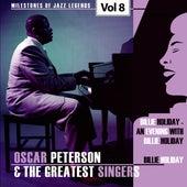 Milestones of Jazz Legends - Oscar Peterson & The Greatest Singers, Vol. 8 de Oscar Peterson