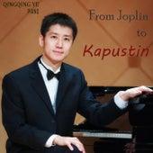 From Joplin to Kapustin de Qingqing Ye