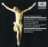 J.S. Bach: Cantatas BWV 56, BWV 4 & BWV 82 von Dietrich Fischer-Dieskau