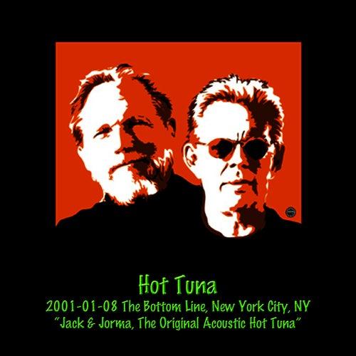 2001-01-08 The Bottom Line, New York City, NY by Hot Tuna