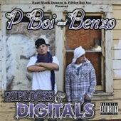 Ziplocks & Digitals by P-Boi