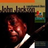 Rappahannock Blues de John Jackson