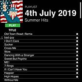 4th July 2019 Summer Hits de Various Artists