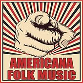 Americana Folk Music de Various Artists