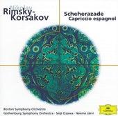 Rimsky-Korsakov: Scheherazade, Op. 35; Capriccio espagnol, Op. 34 by Joseph Silverstein
