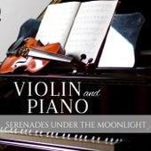 Violin and Piano Serenades Under the Moonlight by Tea Rose Duo