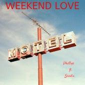 Weekend Love (feat Sizzla) - Single by Phillye