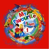 My Favourite Album by Studio Artist