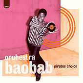 Pirates Choice de Orchestra Baobab