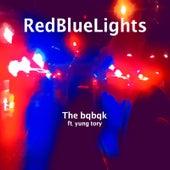 Red Blue Lights by Bqbqk