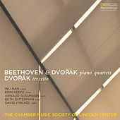 Beethoven, Dvořák: Piano Quartets; Dvořák: Terzetto by The Chamber Music Society Of Lincoln Center