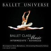 Ballet Class Music Intermediate/Advanced Directed By A.Koltun de Elena  Baliakhova