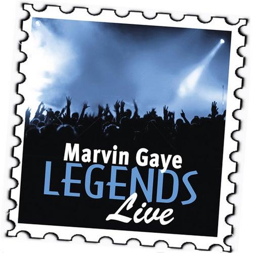 Marvin Gaye: Legends (Live) by Marvin Gaye