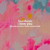 i love you (Karaoke Acoustic Guitar Instrumental) de Soundtunes