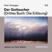 Der Gottsucher (Drittes Buch: Die Erlösung) von Peter Rosegger