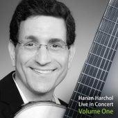 Live in Concert, Vol. 1 de Hanan Harchol