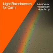 Light Rainshowers for Calm de Various Artists