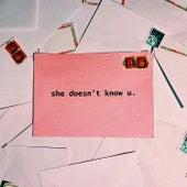 She Doesn't Know U. by Karina