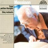 Messiaen:  Trois petites liturgies, Cinq rechants by Various Artists
