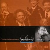 David Stock: String Quartets by Cuarteto Latinoamericano