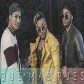Que más pues (coverso) (Remix) by Jota Mendoza