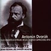 Dvořák: Cello Concerto in B Minor, Op. 104 - Scherzo Capriccioso, Op. 66 by NBC Symphony Orchestra