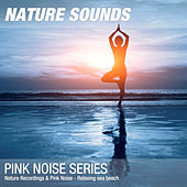 Nature Recordings & Pink Noise - Relaxing sea beach by Nature Sounds (1)