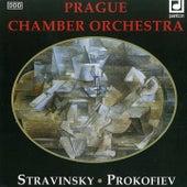 Stravinsky:  Pulcinella. Orchestral Suite from the Ballet / Prokofiev:  Symphony No. 1 in D major
