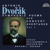 Dvorak:  Symphonic Poems and Ouvertures by Czech Philharmonic Orchestra
