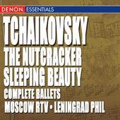 Tchaikovsky: Sleeping Beauty - Nutcracker Complete Ballets by Various Artists