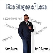 5 Stages of Love de Sam Green