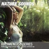 Nature Recordings & Brown Noise - Peaceful rainforest rain by Nature Sounds (1)
