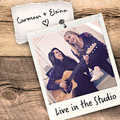 Live in the Studio by Carman and Elaina