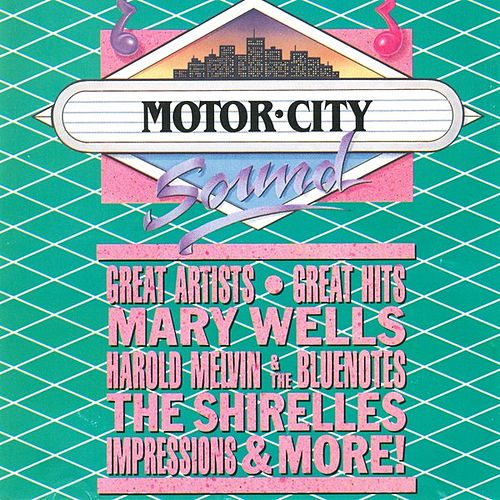Motor City Sound by Various Artists