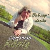 Ich sag' danke von Christian König