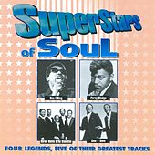 Superstars Of Soul by Various Artists