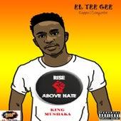 Rise Above Hate King Mushaka by Tee Gee